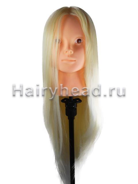 Голова манекен «Наташа» без макияжа