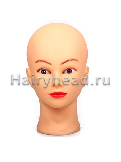 Голова без волос