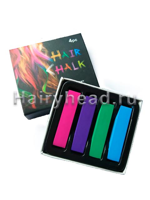 Мелки для волос Hair Halk от 4 до 36шт