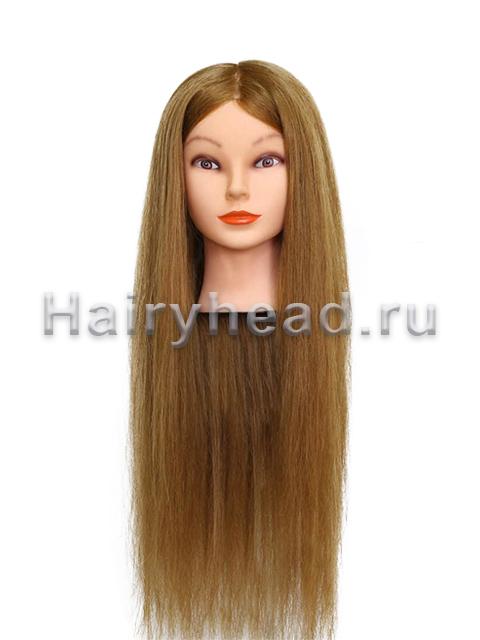 Учебная голова манекен «Мария» 60-65см