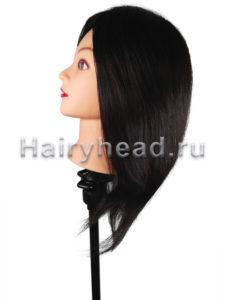 Купить манекен головы с натуральными волосами