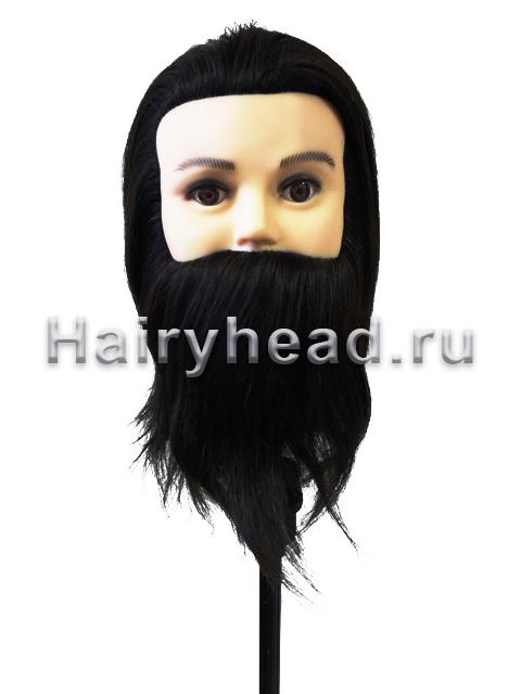 Мужская голова манекен