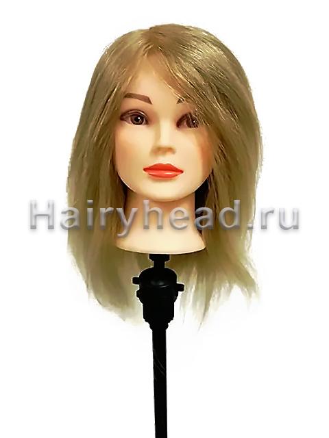Голова-манекен Анна 35-40см 100% натуральный